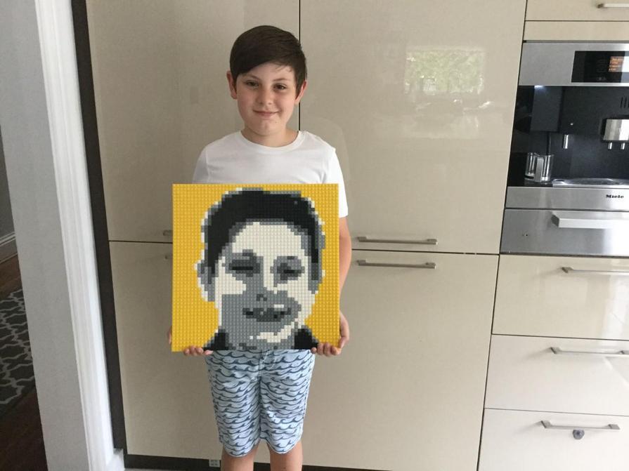Lego Joshua - Joshua