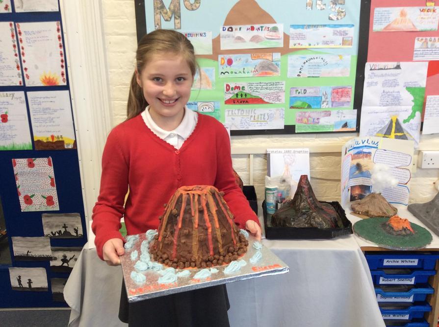 Even bigger cakes...