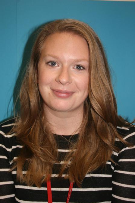 Jessica Bailey - Reception Teacher