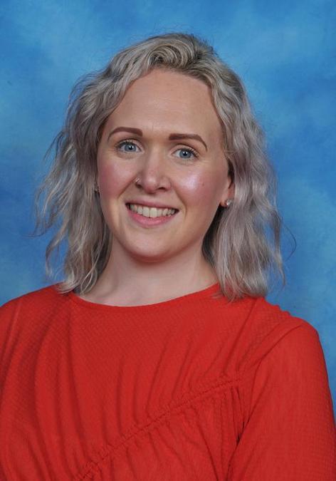 Mrs Targett - Teaching Assistant