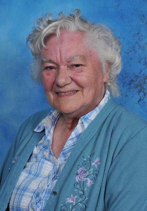 Mrs Hunt - Lunchtime Supervisor