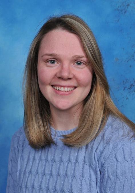 Miss Roberts - Teacher