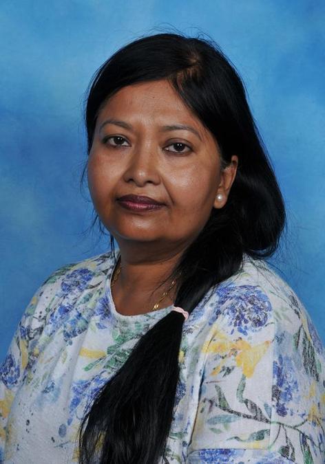 Mrs Sen - Lunchtime Supervisor