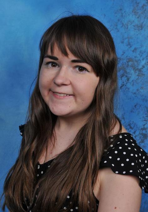 Miss Cutler - Y2 Class Teacher