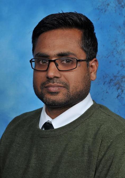 Mr Hussain - Y4 Teacher