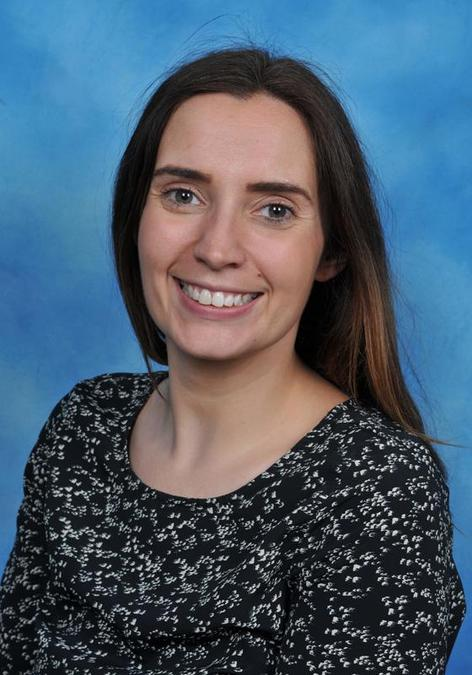Miss Clarke - Reception Class Teacher