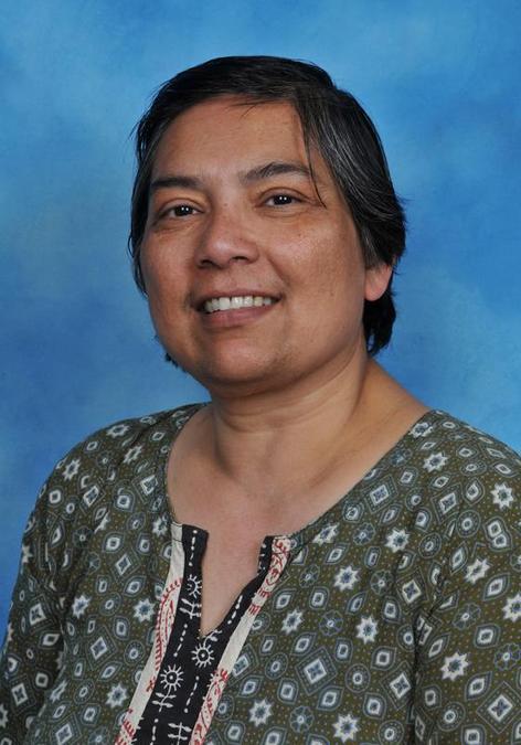 Mrs Dasgupta - Lunchtime Supervisor