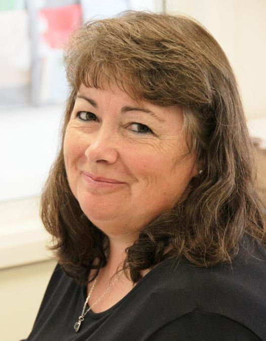 Mrs Weldon, Administrative Assistant