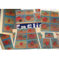 Using pastels to draw fruit using our observational skills.