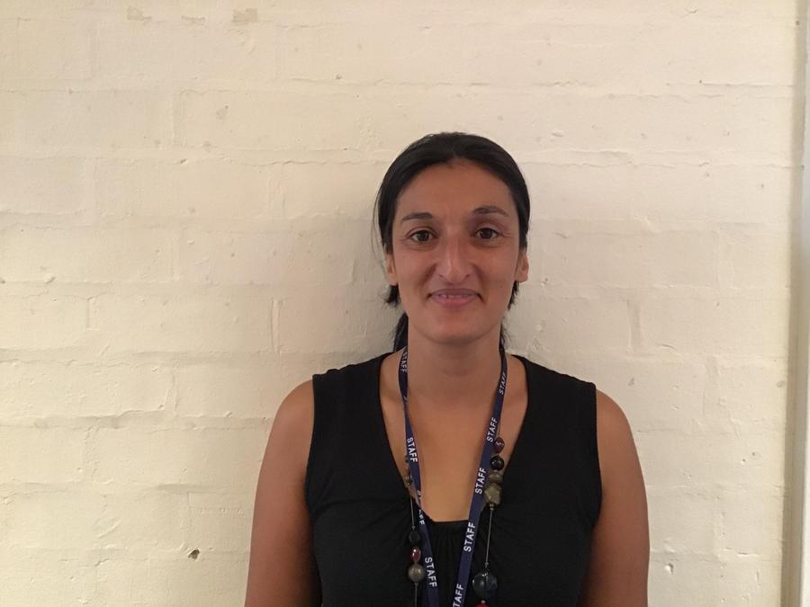 5P Miss Parker - Teacher & Science Leader