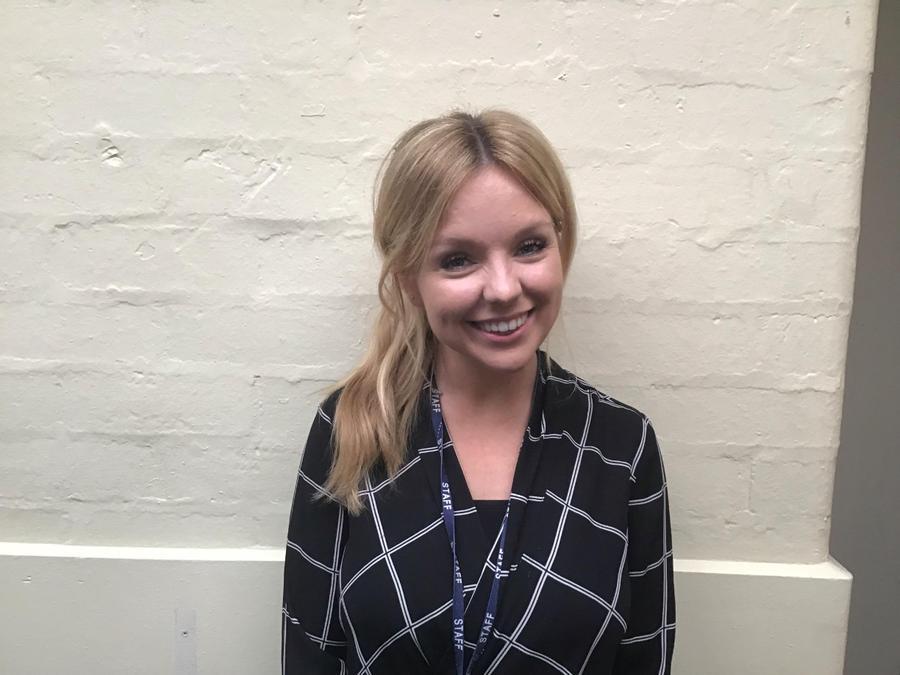 RT  Miss Thomas - Teacher