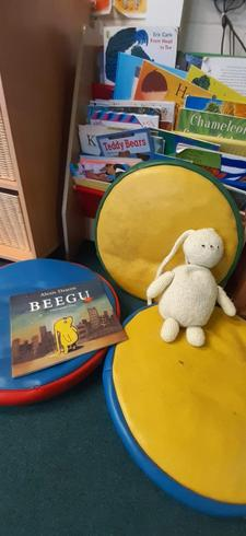 Do you recognise Beegu from the story?