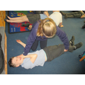 Learning how to perform the recovery position
