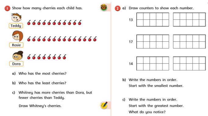 Worksheet to go with the video!