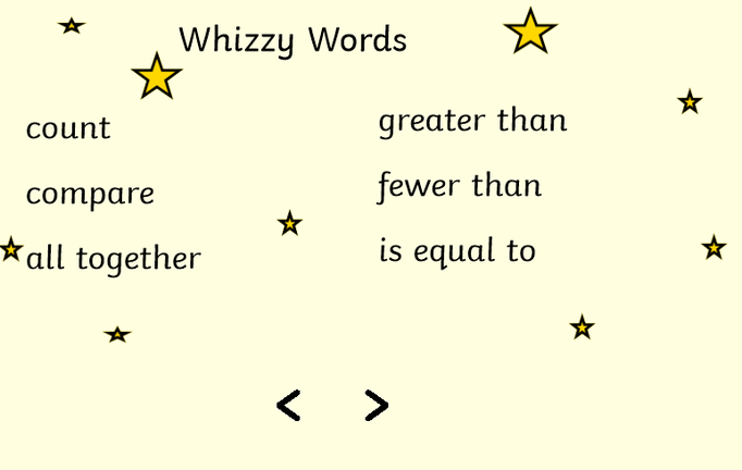 Whizzy Words