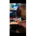 Fixing a broken controller!