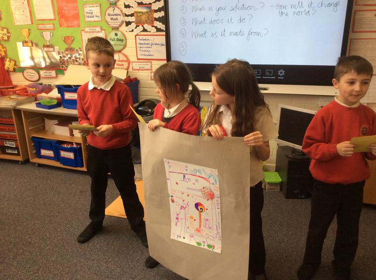 We loved being Inventors.
