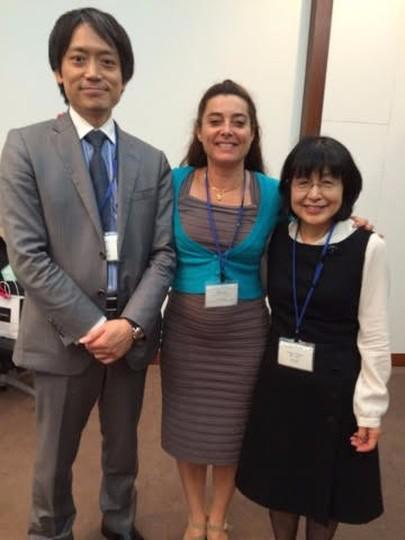 Meeting our partners in Japan