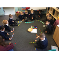 Look at our super duper learning about patterns!!