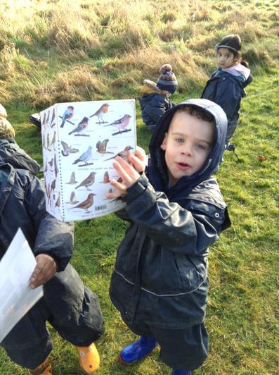 We have explored the wildlife.
