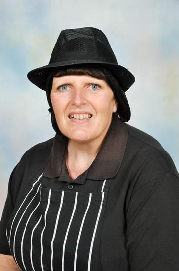 Mrs Morgan- Kitchen staff
