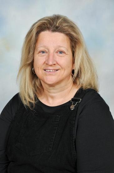 Mrs Allan- Nursery HLTA
