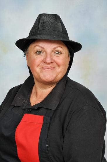 Mrs Williams- Kitchen staff