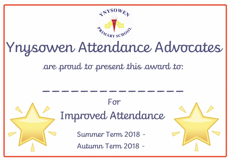 Improved Attendance