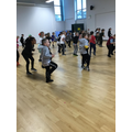 Year 2 getting active with Joe Wickes