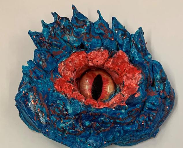 Clay Dragons Eye