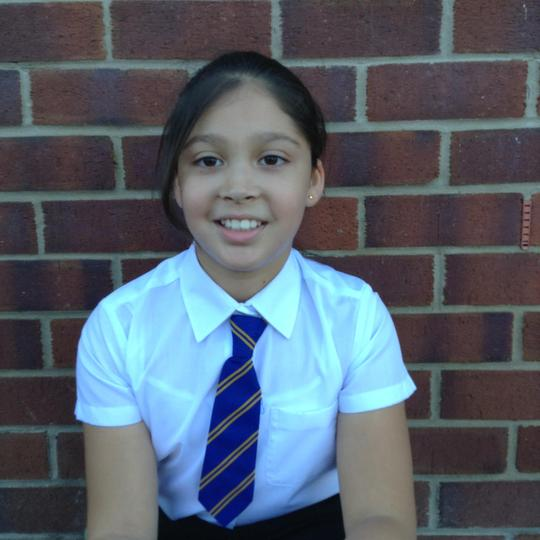 I am Furayah, I am in Year 5. I love dancing and helping in school.