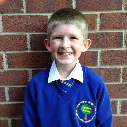 My name is Michael, I am in Year 6. I love reading and Power Rangers.