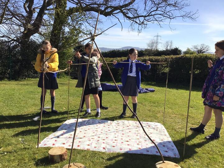 Measuring, tying and problem solving