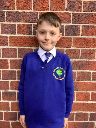 My name is Atticus, I am in Year 5.