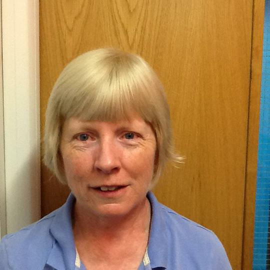 Mrs Gina Wilkins, KS2 Teaching Assistant