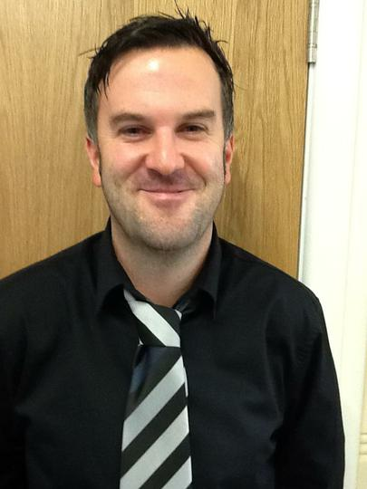 Mr Stephen Roberts, Year 5/6 teacher
