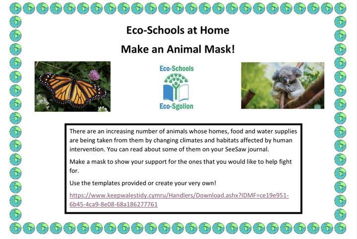 Make an animal mask