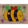 gwenynen - bee