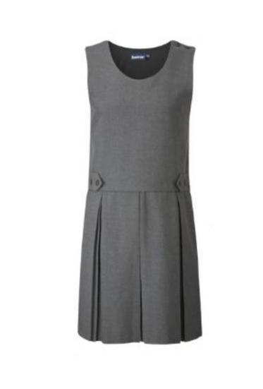 Pinafore grey or black