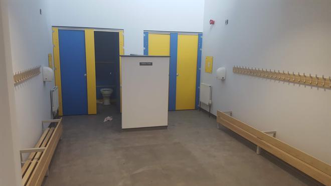 Toliedau Adran Iau / KS2 Toilets