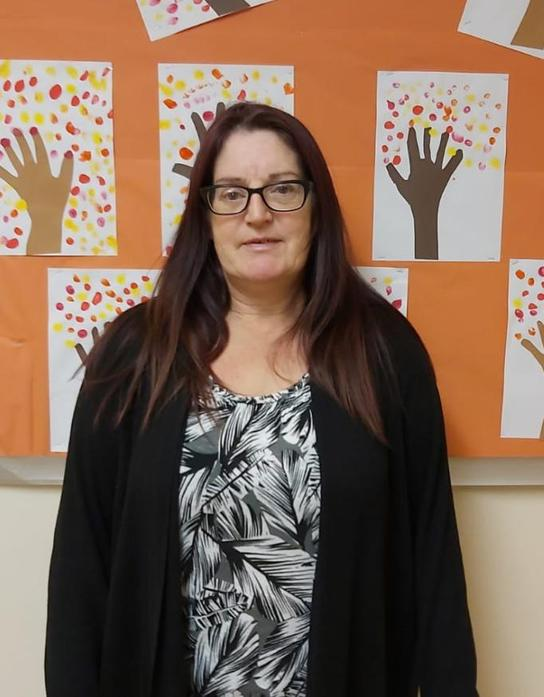 Mrs Helen Pearson (Volunteer Helper)