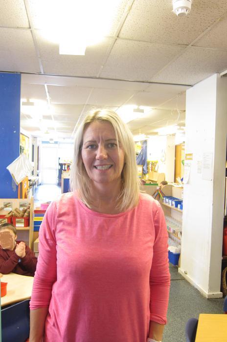 Mrs Watson - Foundation Phase Teacher