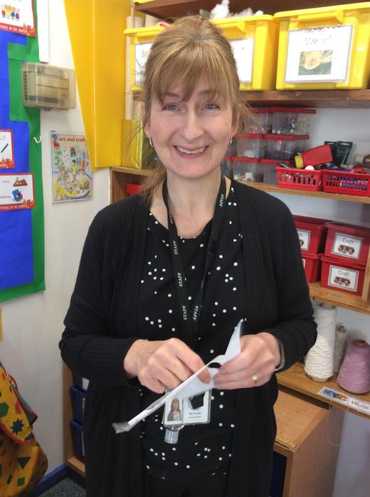 Mrs Thomas - Teaching Assistant