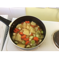 Coginio cawl / Cooking soup