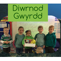 Diwrnod Gwyrdd / Go Green