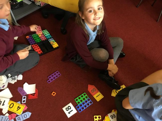 With numicon