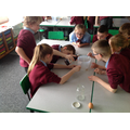 Measuring the liquids