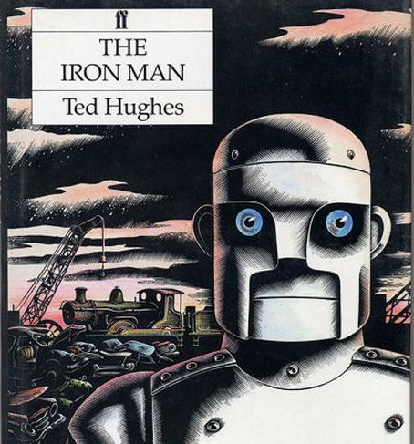 THe Iron Man- Ted Hughes