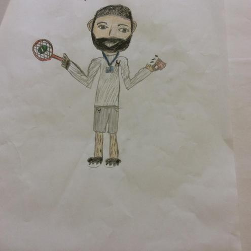 Mr Thomas - Athro/Teacher Bl/Yr 4