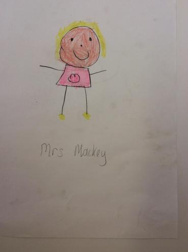 Mrs Mackey Athro/Teacher  Derbyn/Reception